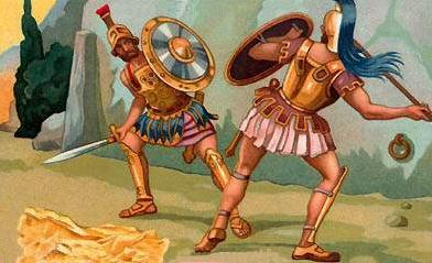Ахиллес и Гектор. Немножко другая история